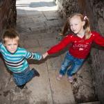 Фотосессия детей на улице